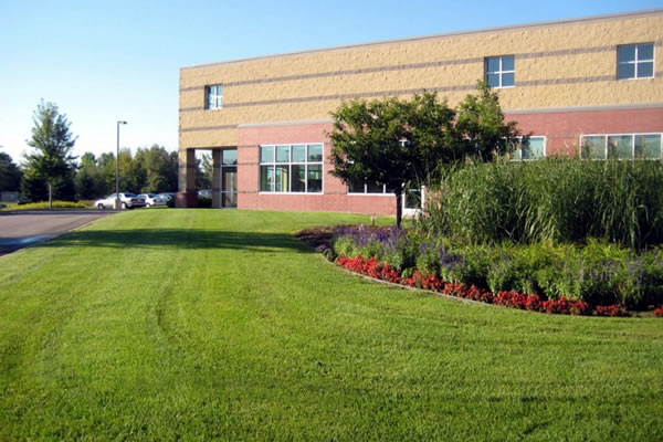 Total lawn solutions specializing in commercial lawn for Commercial landscaping services